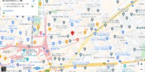渋谷区渋谷1-9-8朝日生命宮益坂ビル3階